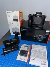 SONY Alpha a7R III Body ILCE7RM3/B + Vertical Grip VG-C3EM + Two Extra Batteries