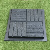 Concrete Plastic MOLDS for Garden Stepping Stone Path Patio MOULDS CEMENT