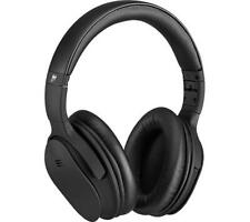 Goji GTCBTNC18 Wireless Bluetooth Over-Ear Noise-Cancelling Headphones Black