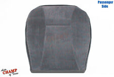 94 95 96 Ford Bronco XLT-Passenger Side Bottom Replacement Cloth Seat Cover Gray