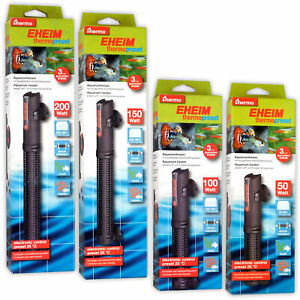 Eheim Thermopreset Heaters Preset to 25c Tropical Marine Aquarium Fish Tank