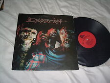 EXORCIST Nightmare Theatre '86 LP RARE CANAD THRASH ORIG IMPORT !!! press NMint