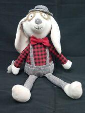 Beckett The Bunny stuffed animal
