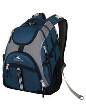 "High Sierra Access 17"" Laptop Backpack Hs5462 Navy"