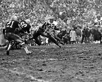 1965 NFL Championship Cleveland Browns JIM BROWN Green Bay Packers 16x20 Photo