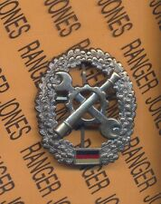 BRD German Army Maintenance Troops beret badge
