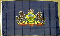 3X5 PENNSYLVANIA STATE FLAG PA FLAGS STATES USA US F268