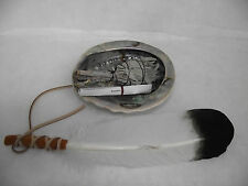 SAGE WHITE SMUDGE KIT SHAMAN SMUDGING WITH SHELL FEATHER SAGE STICK DIRECTIONS