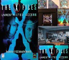 Expediente X The X Files unrestricted Access PC raras para el PC