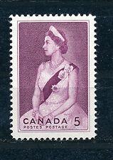 CANADA 1964 ROYAL VISIT SG559 BLOCK OF 4 MNH