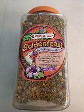 4 lbs Goldenfeast Petite Hookbill Legume Sm Bird Food 64 oz Cockatiel Lovebird