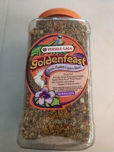 4 lbs Goldenfeast Petite Hookbill Legume Smal Bird Food 64 oz Cockatiel Lovebird