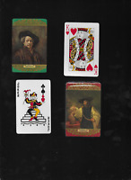 Vintage Duratone Bridge Pinochle Rembrandt Sealed Deck Playing Cards Pack Deck