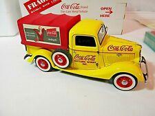 Danbury Mint 1935 Ford Coca Cola Delivery Truck 1:24 Die Cast Mib w/ Title