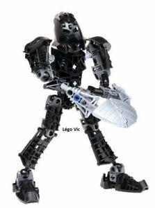 Lego 8603 Bionicle Metru Nui Toa Metru Toa Whenua complet de 2004 -C190