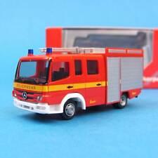 Herpa H0 049146 MB Atego Ziegler LF10/6 Feuerwehr Mercedes HO 1:87 Box