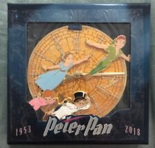 Disney Peter Pan 65th Anniversary Jumbo Pin Limited Edition 1000 NIB