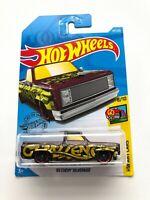 Hot Wheels 2019 '83 CHEVY SILVERADO 247/250 HW ART CARS 6/10 Mattel FYC25