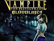 Vampire: The Masquerade - Bloodlines (PC) [Steam]