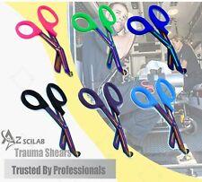 Trauma Paramedic Utility Shears Scissors Heavy Duty Ems Multi Color Blade Emt