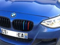 STICKERS CALANDRE POUR BMW M SPORT - QUALITEE +++ - NEUFF