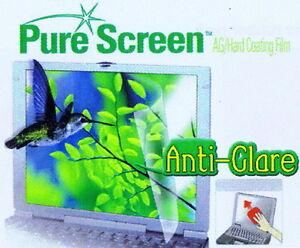 "PureScreen: AntiGlare Screen Protector 23.6""-24"" Tailored"