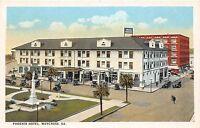 C63/ Waycross Georgia Ga Postcard c1910-20 Phoenix Hotel Building