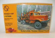 1:87 HO #87059 KrAZ-255S Dump Truck Z/&Z Exclusive Modell-bausatz