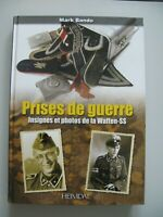 39/45 Livre Heimdal Prises de guerre Insignes et photos de la Waffen-SS
