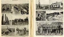 1918 WW1 Magazine CAMBRAI Fort Garry Horse Canada HARCUS STRACHAN Palestine 7710