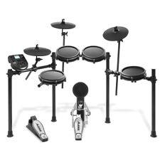 Alesis Nitro Mesh Kit, 8-Piece Electronic Drum Kit with Mesh Heads
