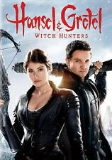 Hansel  Gretel: Witch Hunters (DVD, 2013)