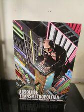 Absolute Transmetropolitan Volume 1 HC by Warren Ellis (English) Hardcover Book~