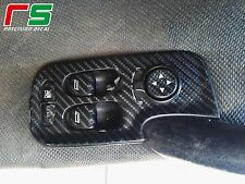 alfa romeo 147 serie2 GT ADESIVI decal leve alzacristalli sticker carbon look