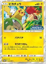 Pre-Order Pokemon PROMO 227/SM-P Card Pikachu Friendly shop  Japanese