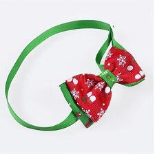 Top Fashion Cute Dog Pet Puppy Toy Kid Cute Bow Tie Necktie Collar Clothes 15cm>