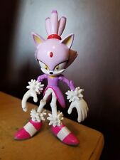 BLAZE THE CAT Sonic The Hedgehog 3 Inch Figure Jazwares Super Rare