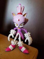 BLAZE THE CAT Sonic The Hedgehog 3 Inch Figure Jazwares Super Rare