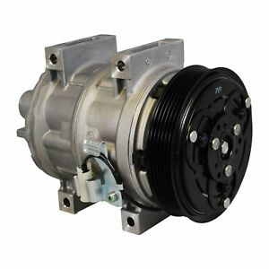 For Volvo C70 S70 V70 L5 A/C Compressor and Clutch Denso 471-5017