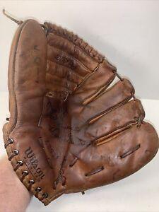 Vintage 60's Wilson A2931 Baseball Mitt Glove Harmon Killebrew-RHT Minn. Twins