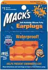 bouchons d'oreilles aquatiques modulables enfants SILICONE EAR PLUGS KIDS AV005