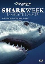 Shark Week - Sharkbite Summer - DVD - BRAND NEW SEALED
