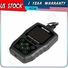 18V Battery Car Scanner Diagnostic Code Reader OBD2 OBDII EOBD Tool J1850-VPW