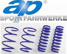 AP Lowering Springs Audi A4 Saloon B6 B7 4WD 1.8T 2.0TFSi 3.0 00-08 35/35mm