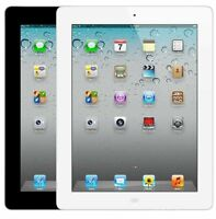 Apple iPad 4th Generation 16/32/128GB WiFi Unlocked 9.7""