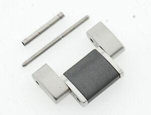 Tag Heuer Formula 1 F1 Steel/Black Ceramic 18mm Watch Link CAZ1111 FM0330 FAA079