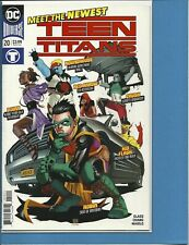 Teen Titans #20! Nm! Crush Appearance!