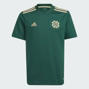 CELTIC FC 21/22 AWAY JERSEY - Kids Unisex - Brand New With Tags