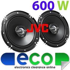 VW Polo 6N2 MK3 99-2003 Facelift JVC 16cm 600 Watt 2 Way Front Door Car Speakers
