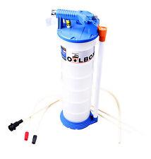 Druckluft Bremsen Entlüftungsgerät 7 L Bremsenentlüfter Pumpe Öl Absaugpumpe